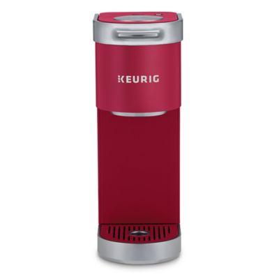 Keurig K-Mini Plus™ Single Serve K-Cup Pod Coffee Maker in Cardinal Red